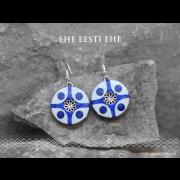 Ehe Eesti Ehe rahvuslikud kõrvarõngad (069)