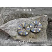 Kõrvarõngad VAIVARA kihelkond (Ida-Virumaa) 099