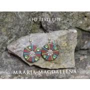 Kõrvarõngad MAARJA-MAGDALEENA kihelkond (Tartumaa) 193 Ehe Eesti Ehe