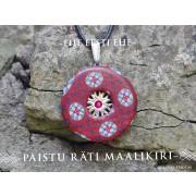 Ripats PAISTU RÄTI MAALIKIRI kihelkond (Viljandimaa) 073 Ehe Eesti Ehe