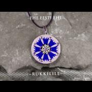 Ripats RUKKILILL valge Ehe Eesti Ehe